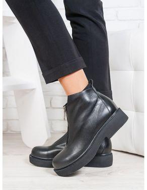 Ботинки Ameno натуральна шкіра 6697-28