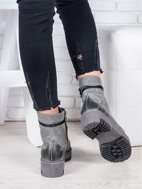 Ботинки кожаные Mart!ins 6952-28