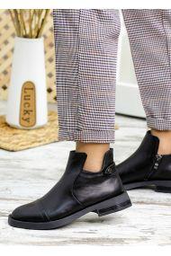 Ботинки кожаные Эллен 7820-28
