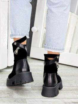 Ботинки жіночі Royal Black 7500-28