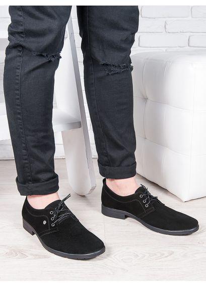 Чоловічі замшеві туфлі 6893-28