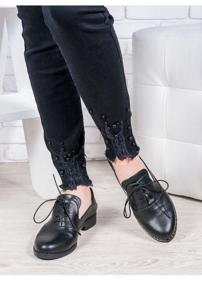 Туфлі шкіряні Адріана 6851-28