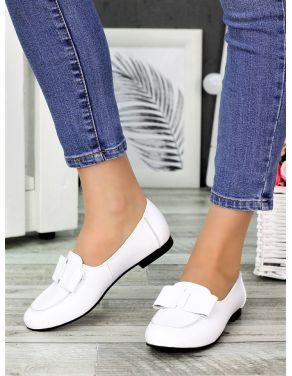 Туфлі білі шкіряні Bant 7035-28