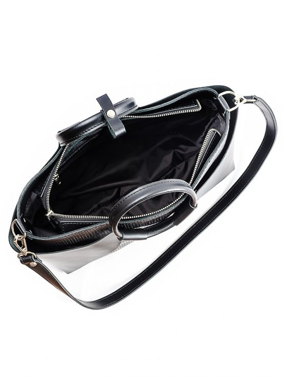 Кожаная сумка Sharm 6764-11